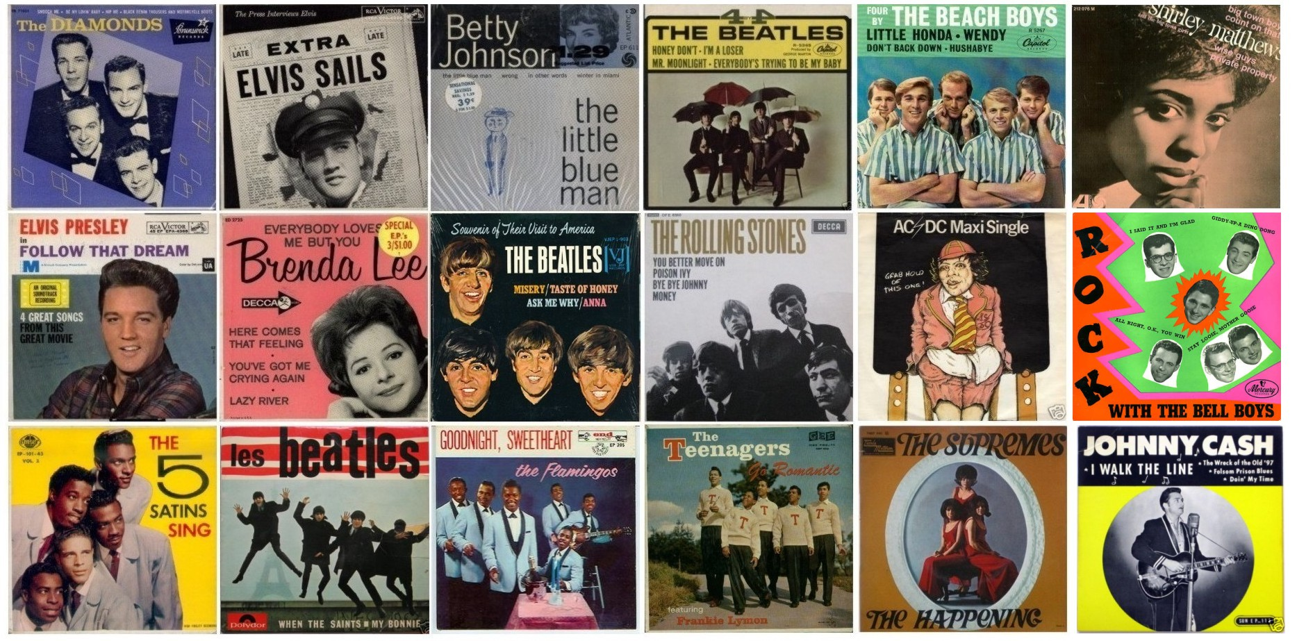 How Much Are Your Old Records Really Worth